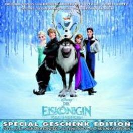 DIE EISKONIGIN.. -LTD- .. -FROZEN- // SPECIAL GIFTBOX EDITION OST, CD