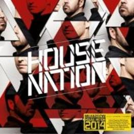 HOUSE NATION 2014 MIXED BY MILK & SUGAR V/A, CD