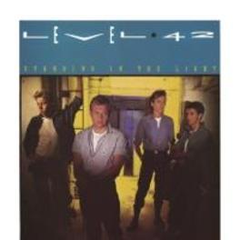 STANDING IN THE LIGHT LEVEL 42, CD
