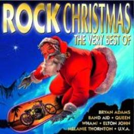 ROCK CHRISTMAS -NEW.. .. EDITION // THE VERY BEST OF V/A, CD