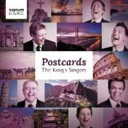 POSTCARDS The King's Singers, CD