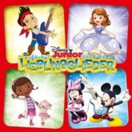 LIEBLINGSLIEDER 1.. .. -DISNEY JUNIOR- OST, CD