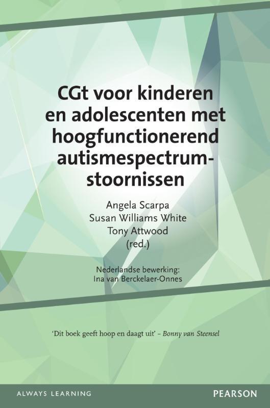 CGt voor kinderen en adolescenten met hoogfunctionerend autismespectrum-stoornissen Scarpa, A., Paperback