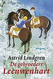De gebroeders Leeuwenhart Astrid Lindgren, Hardcover