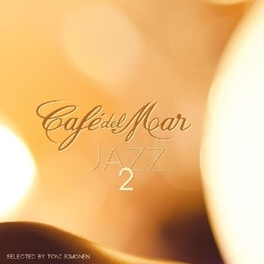 CAFE DEL MAR JAZZ 2 W/ TOM MIDDLETON, JAKKATTA, CINEMATIC ORCHESTRA V/A, CD