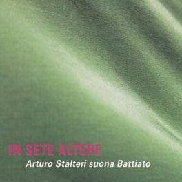 IL SETE ALTERE ARTURO STALTERI, CD