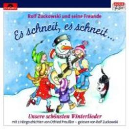 ES SCHNEIT, ES SCHNEIT SCHONSTE WINTERLIEDER Rolf Zuckowski, CD