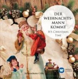 IT'S CHRISTMAS TIME HUMPERDINCK/RHODE/LINDEMANN SALONORCHESTER KOLN, CD
