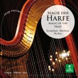 MAGIC OF THE HARP BOIELDIEU/KRUMPHOLZ/BOCHSA LILY LASKINE, CD