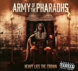 HEAVY LIES THE CROW ARMY OF THE PHARAOHS, CD