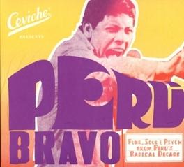 PERU BRAVO: FUNK SOUL &.. .. PSYCH V/A, CD
