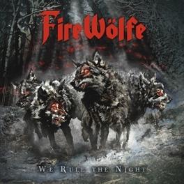 WE RULE THE NIGHT FIREWOELFE, CD