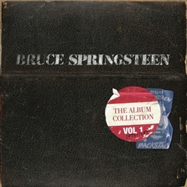 ALBUM COLLECTION VOL.1.. .. 1973-1984 BRUCE SPRINGSTEEN, CD