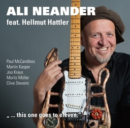 THIS ONE GOED TO ELEVEN NEANDER, ALI & HELLMUT HA, CD