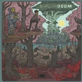 NEHRUVIANDOOM FEATURING MF DOOM VOCALS ON SEVERAL TRACKS NEHRUVIANDOOM, CD