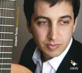 OEUVRES POUR GUITARE SEBASTIEN LINARES J. TURINA, CD