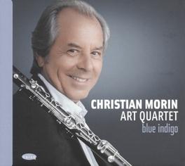 BLUE INDIGO CHRISTIAN MORIN ART QUART, CD
