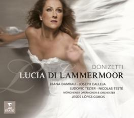 LUCIA DI LAMMERMOOR DIANA DAMRAU/JOSEPH CALLEJA G. DONIZETTI, CD