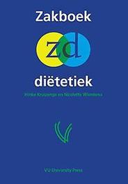 Zakboek dietetiek Kruizenga, Hinke, Paperback