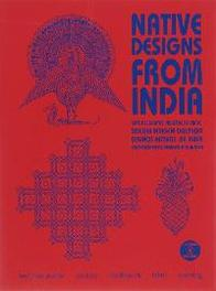Native Designs from India (E/ F/ G/ SP/ IT), M.L. Hesselt van Dinter, Paperback