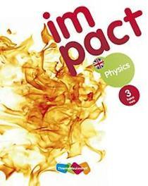 Impact physics  3 havo/vwo  Coursebook Paperback