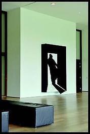Roger Dhondt. Tussenwereld hedendaagse kunst in de crematoria van Lochristie en Sint-Niklaas, D'hondt, Roger, Hardcover