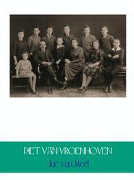 Piet van Vroenhoven en andere verhalen van Meel, Jac, Paperback