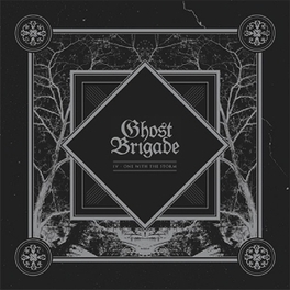IV - ONE WITH THE STORM *2014 ALBUM BY FINNISH MELODIC DOOM METAL OUTFIT* GHOST BRIGADE, CD