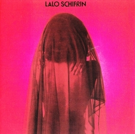 BLACK WIDOW *1976 ALBUM FOR ARGENTINIAN COMPOSER/PIANIST/CONDUCTOR* LALO SCHIFRIN, CD