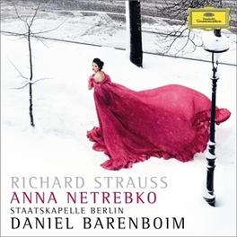 FOUR LAST SONGS/EIN.. .. HELDENLEBEN NETREBKO, ANNA, CD