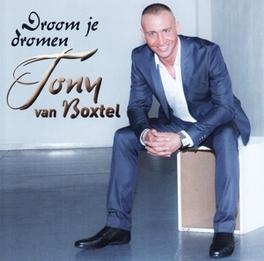 DROOM JE DROMEN TONY VAN BOXTEL, CD