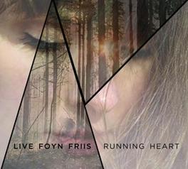 RUNNING HEARTS LIVE FOYN FRIIS, CD