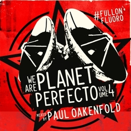 WE ARE PLANET PERFECTO.. .. VOL.4 PAUL OAKENFOLD, CD