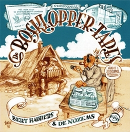 BOSKLOPPER TAPES HADDERS, BERT & DE NOZEMS, CD