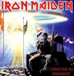 7-2 MINUTES TO MIDNIGHT IRON MAIDEN, SINGLE