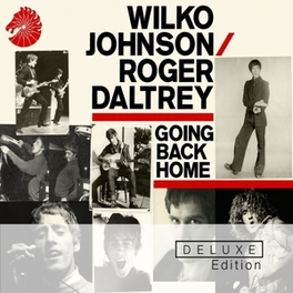 GOING BACK HOME -DELUXE- JOHNSON, WILKO & ROGER DA, CD