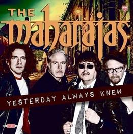 YESTERDAY ALWAYS KNEW MAHARAJAS, CD