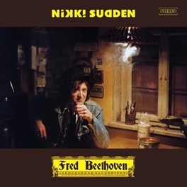 FRED BEETHOVEN NIKKI SUDDEN, CD