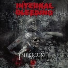 IMPERIUM INTERNAL BLEEDING, CD