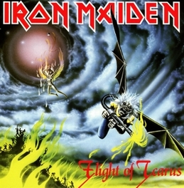 7-FLIGHT OF ICARUS IRON MAIDEN, SINGLE