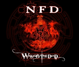 WAKING THE DEAD W. MUSICIANS FROM CRADLE OF FILTH, EDEN HOUSE... N.F.D., CD