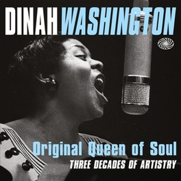 ORIGINAL QUEEN OF SOUL DINAH WASHINGTON, CD