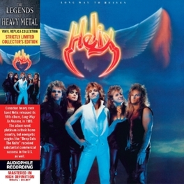 LONG WAY TO HEAVEN -LTD- 1985 ALBUM, DELUXE VINYL REPLICA, LIMITED EDITION HELIX, CD