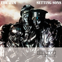 SETTING SONS -DELUXE- JAM, CD