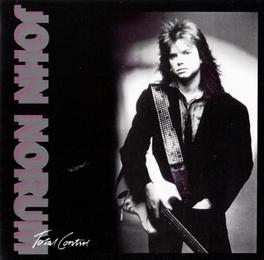 TOTAL CONTROL *FIRST SOLO ALBUM FOR 'EUROPE' LEAD GUITARIST* JOHN NORUM, CD