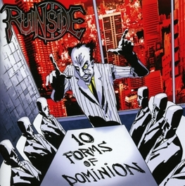 10 FORMS OF DOMINION RUINSIDE, CD
