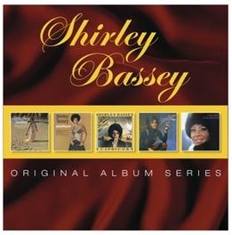 ORIGINAL ALBUM SERIES SHIRLEY BASSEY, CD