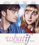 What if, (Blu-Ray)