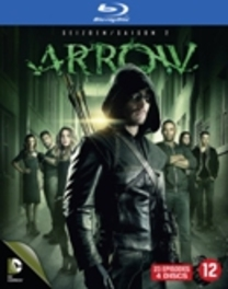 Arrow - Seizoen 2, (Blu-Ray) BILINGUAL /CAST: STEPHEN AMELL, KATIE CASSIDY TV SERIES, Blu-Ray