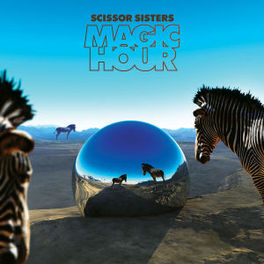 MAGIC HOUR SCISSOR SISTERS, CD